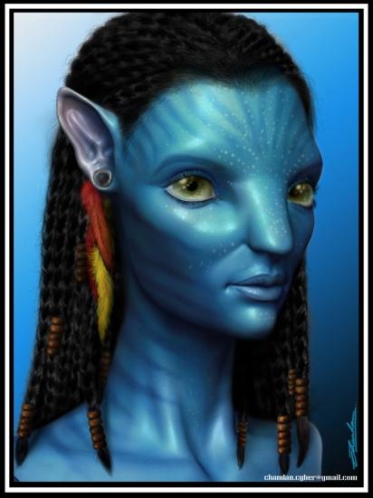 Avatar (film) por Chandan